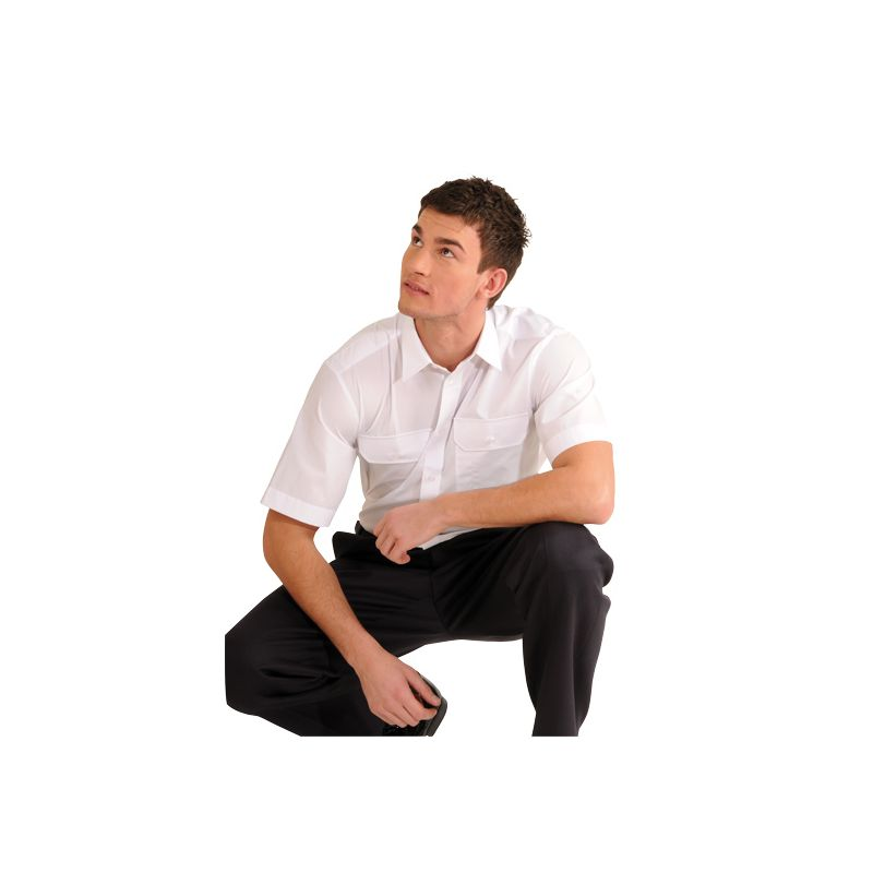 diensthemd nach nrw verordnung 1 2 arm 23 50. Black Bedroom Furniture Sets. Home Design Ideas