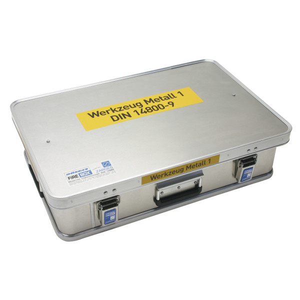 FireBox, Werkzeug Metall 1 DIN 14800-WKM 1
