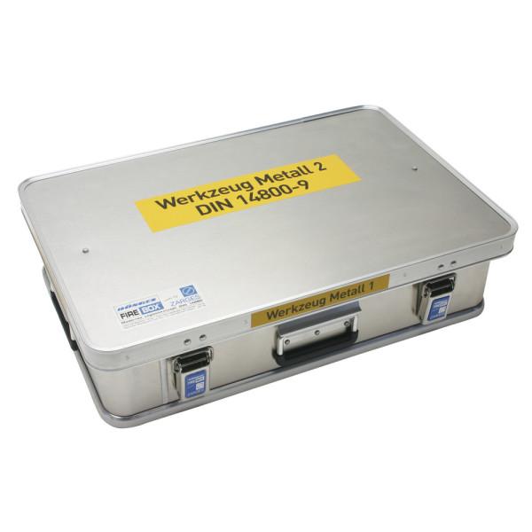 FireBox, Werkzeug Metall 2 DIN 14800-WKM 2
