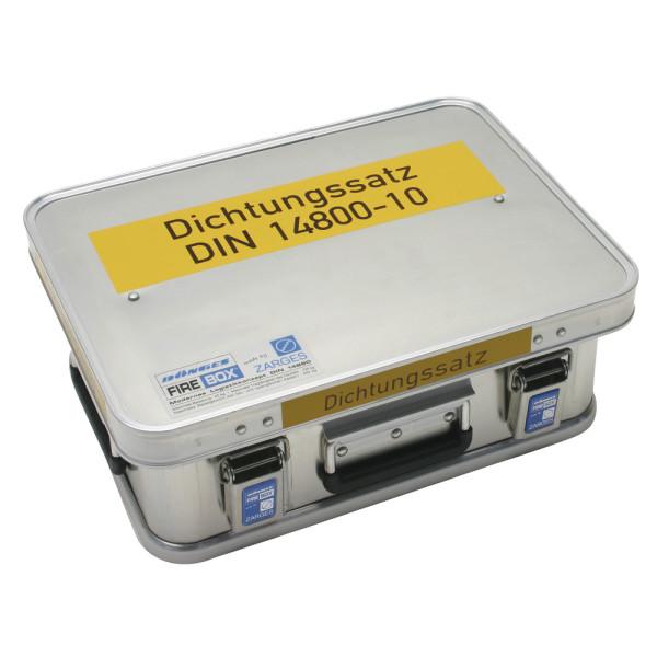 FireBox, Dichtungssatz DIN 14800-DK