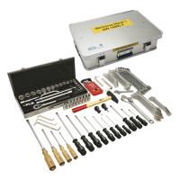Werkzeugkasten Metall 1 DIN 14800-WKM 1, komplett in Firebox