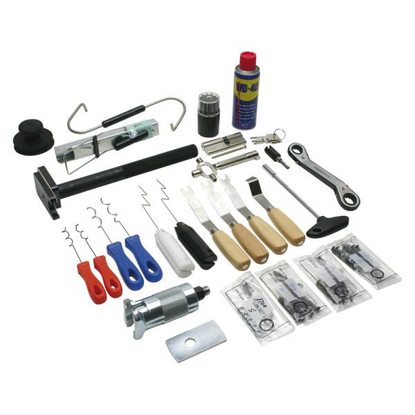 Sperrwerkzeugsatz DIN 14800, ohne Kasten