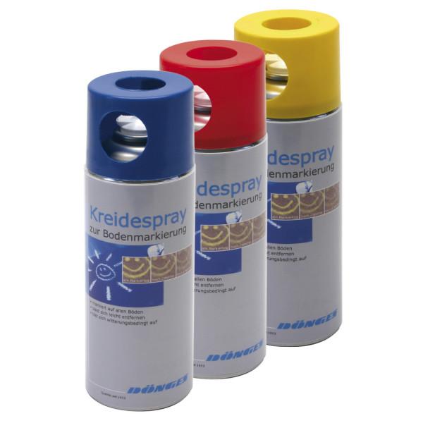 Kreidemarkierspray, 400 ml, gelb, Verpackungseinheit 6 Stück