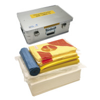 Umweltschadenkasten DIN 14800-USK, 600 x 400 x 220 mm