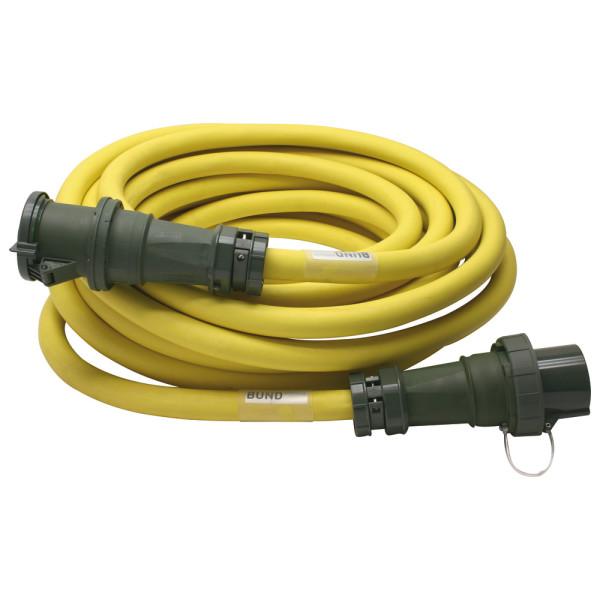Verlängerungsleitung THW-Version 400 V, 125 A, 25 m, 6150T32122