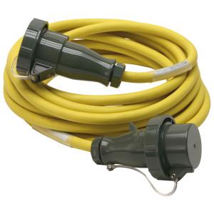 Verlängerungsleitung THW-Version 400 V, 32 A, 10 m