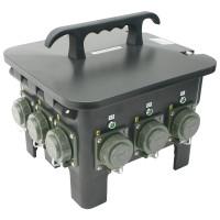 Mennekes Achtfachverteiler THW-Version 230 V/400 V, 16 A