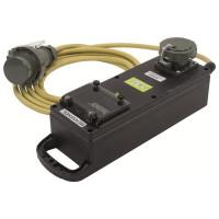 Mennekes Adapterleitung THW 400 V, 16 A auf 32 A, 5 m