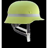 Feuerwehr-Helm ALEX013 aus starkem Leichtmetall (EN443:2008) von außen verstellbar