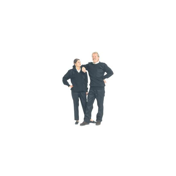 Feuerwehr-Pullover Mischgewebe