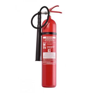 Döka 5 kg-Kohlendioxidlöscher Typ KS5 CS-1