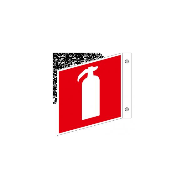 Brandschutzschild ISO 6309 / Nr.11 Feuerlöscher