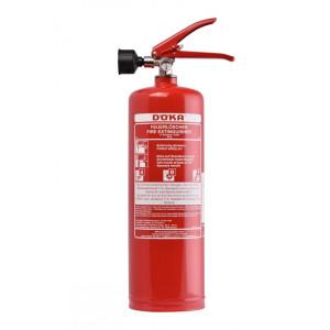 Fettbrandfeuerlöscher SN3  Bio+ 3 ltr Inhalt