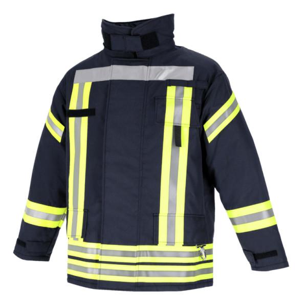 Kurzform Feuerwehr-Überjacke  HuPF Teil 1 Stand 09/2006, Nomex/AirtexS