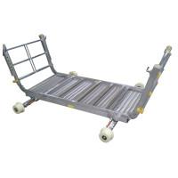Schienenrolli-Set für Rettungsplattform