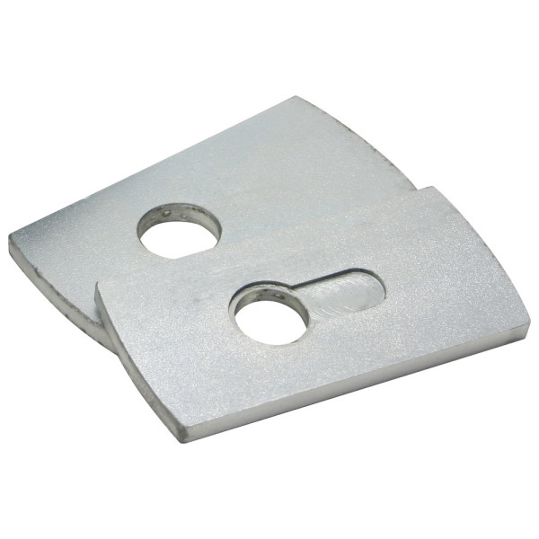 Zieh-Fix Kernziehplatte für Profilzylinder Ø 14,7 mm