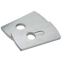 Zieh-Fix Kernziehplatte für Rundzylinder Ø 16,8 mm