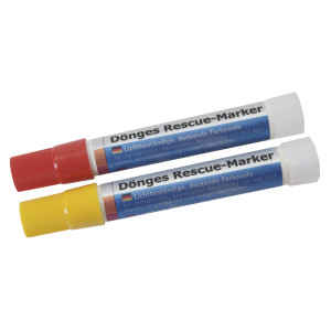 Rescue-Marker, rot