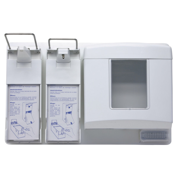 Hygienemodul komplett, 52 x 32,5 cm