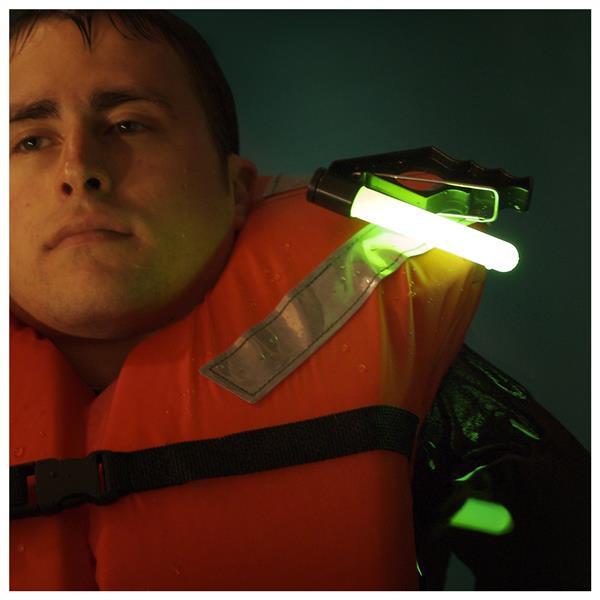 Cyalume PML Personnel Marker Light, grün, 14 cm, 8 h