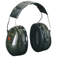 3M Gehörschutz Peltor Optime II, mit Kopfbügel