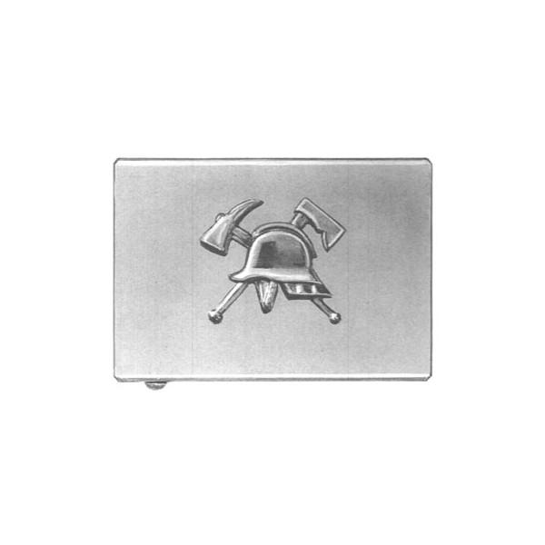 Kastenschloss Helm, Axt u. Beil