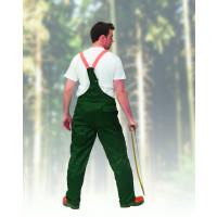 Forstschutz-Latzhose Form C, EN 381