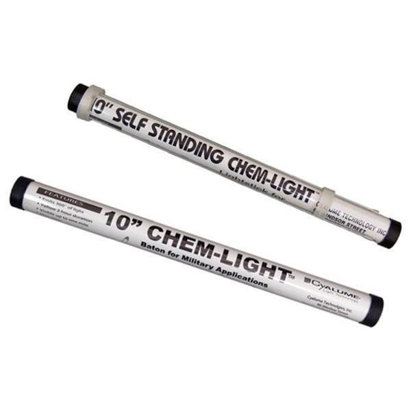 Cyalume ChemLight 10~, orange, 25 cm, 2 h