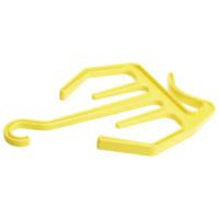 UK Kleiderbügel Accessory Hanger, gelb