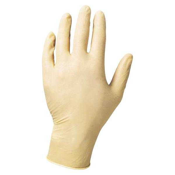 Latex-Einmalhandschuh, M, puderfrei
