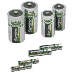 Energizer NiMH Akku Power Plus, C/Baby, 1,2 V