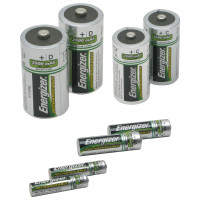 Energizer NiMH Akku Power Plus, 6LR61/Block, 9 V
