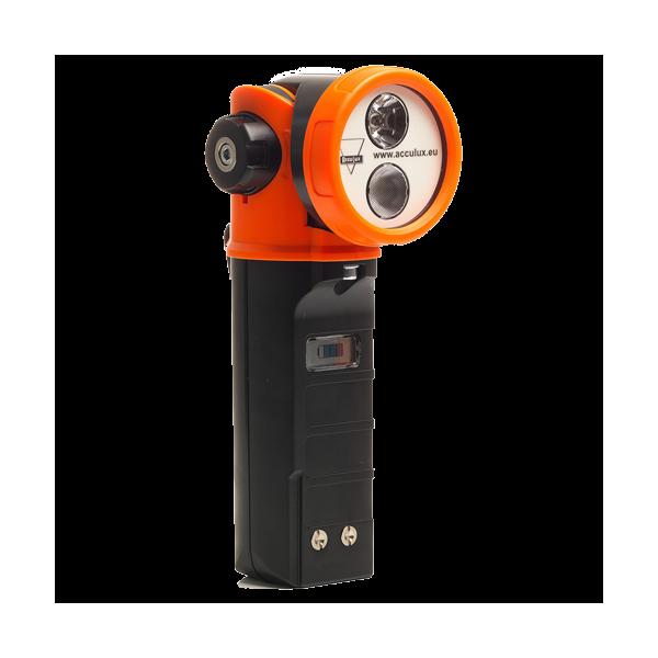 AccuLux HL 25 EX LED Knickkopfleuchte