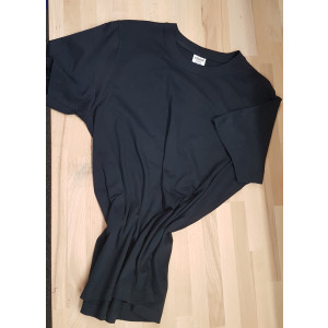 Basic T-Shirt, 1/2 Arm, dunkelblau