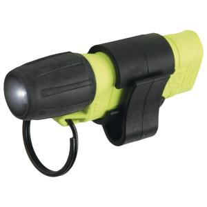UK Minilampe 2AAA Mini Pocket Light eLED, neongelb