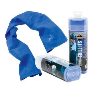 Ergodyne Kühltuch Chill-Its 6602, blau, 33 x 75 cm