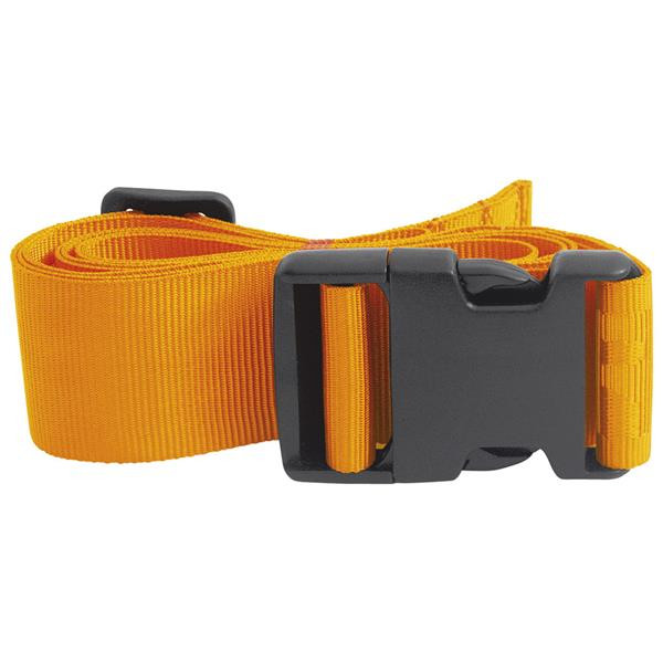 Spencer Patientengurt  STX 597, Jacquard-Band, Nylon Schnalle, orange
