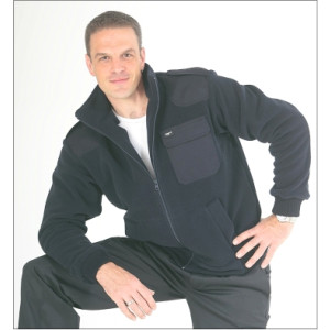 Flammgard Fleece-Jacke
