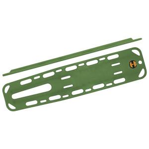 Spencer Spineboard B-Bak mit Pins, military grün