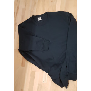Sweatshirt, 1/1 Arm, marineblau