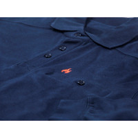 Polo-Sweater FireBlaze mit rotem Stick