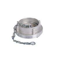 Blindkupplung m. Kette A DIN 14313