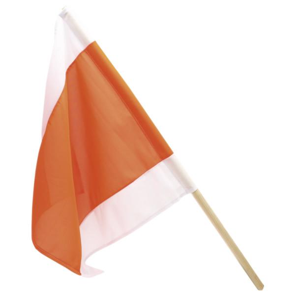 Warnflagge, 50 x 50 cm