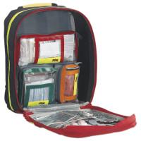 Notfallrucksack Feuerwehr DIN 14142-K, PAX-Plan, rot