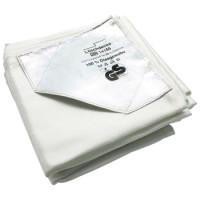 Löschdecke Glasgewebe mit Prüfnummer (für Gewerbe und Industrie)