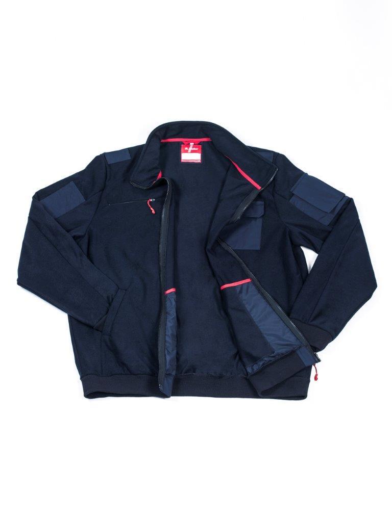 FireBlaze Fleece Jacke mit Klimamebrane